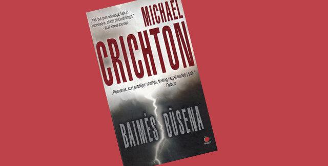 Baimės būsena. Michael Crichton